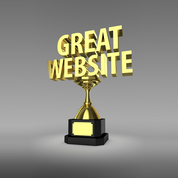 Are you proud of your website? You should be!