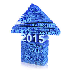 New Year – New Plans – 5 ideas to move your business forward in 2015