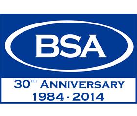 BSA marks 30 year milestone