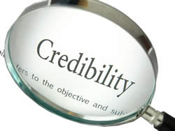 The importance of business credibility – part 1