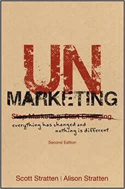 Forget Marketing – Use UnMarketing
