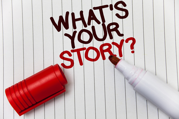 What's Your Story? 4 steps to creating a brand