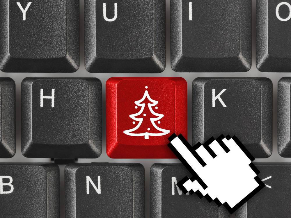 Christmas E-mails that stand out from the crowd