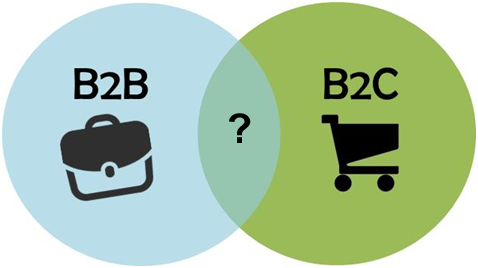 Business or consumer? Which is your market?