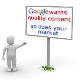 Content Marketing v SEO