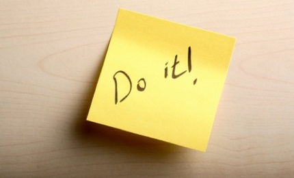 The first step to effective business development: Just Do It!