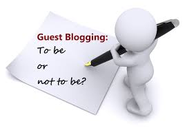 Guest Blogging – What is it and is it a good on-line marketing practice?