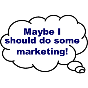 The importance of including a marketing budget