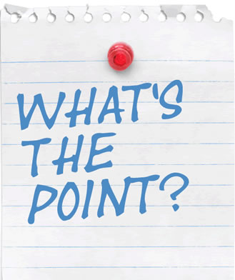 What is the point of grant funding?