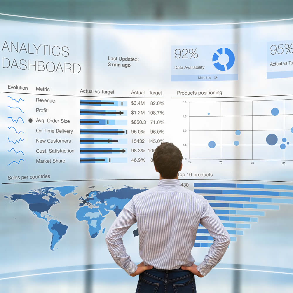 The Power of Dashboards